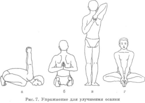exercises at krugovorote back