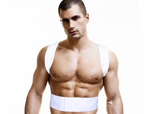 mens posture brace for comfortably snug against your body
