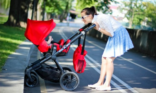 the Benefits of walking with a child with hypertonicity
