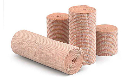 Pharmacy elastic bandage