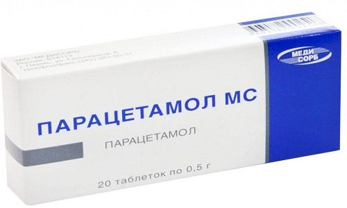 Paracetamol for headache
