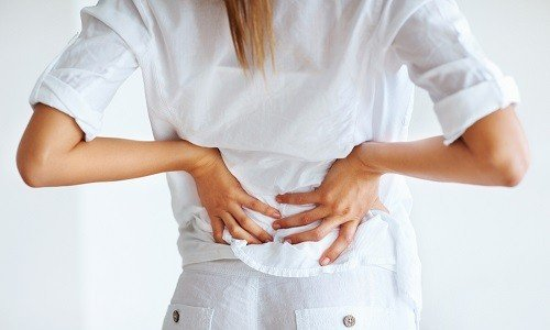the Problem of back pain
