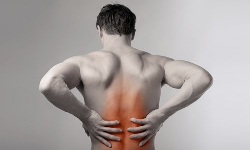 the Problem of pain in the spine