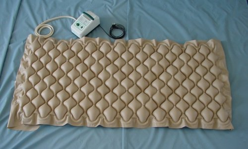 anti-Bedsore mattress with compressor