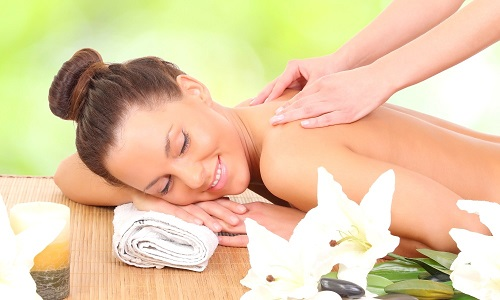 the Benefits of a neck massage with osteoarthritis