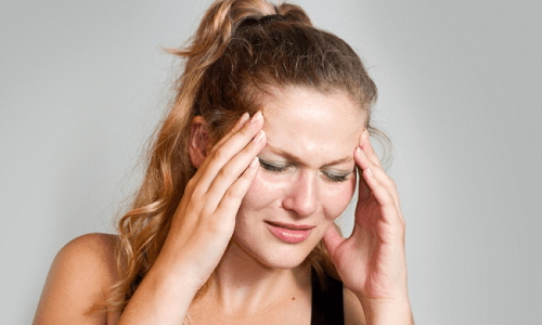Headache is a symptom astrocytoma brain