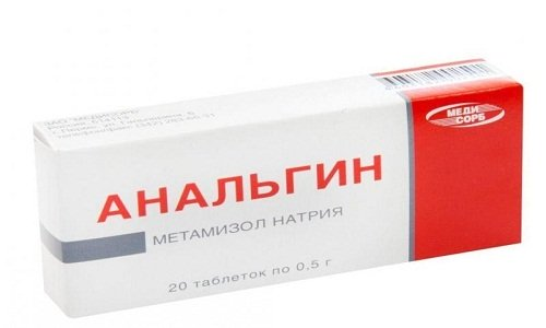 Dipyrone for headache