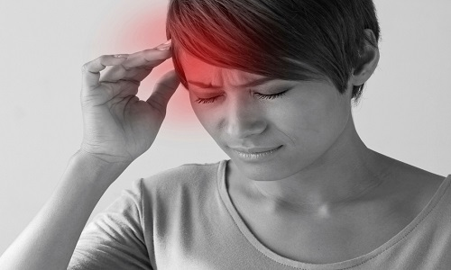 the Problem of headaches when bending down