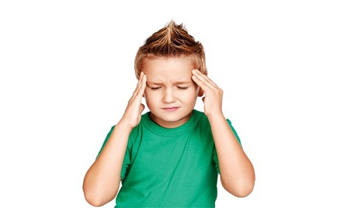 the Problem of headache in child