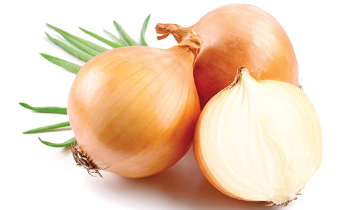 Onions for a national treatment system headache