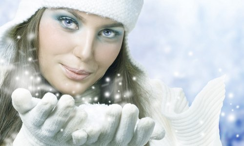 Pain from cold hands - symptom arthritis