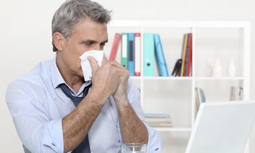 the Flu cause arthritis