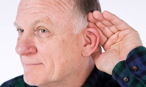 the Development of deafness in the disease