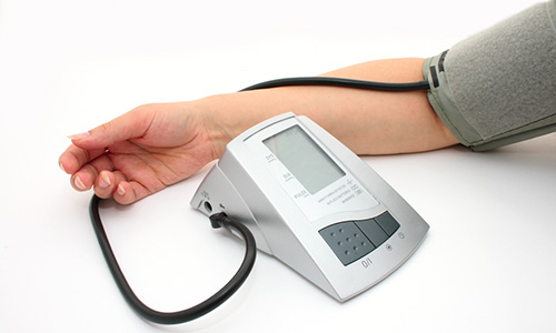 Addiction migraines from blood-pressure
