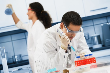 the laboratory quality assurance