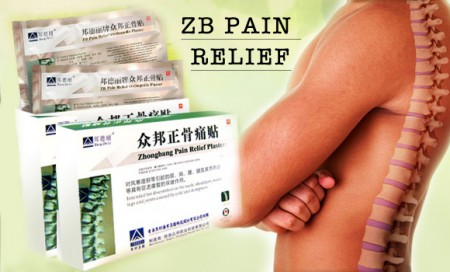 plaster ZB Pain Relief