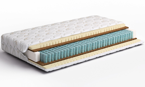 Orthopedic mattress S-500