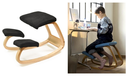 Orthopedic chair for posture