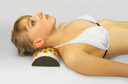 cushion under your neck when degenerative disc disease