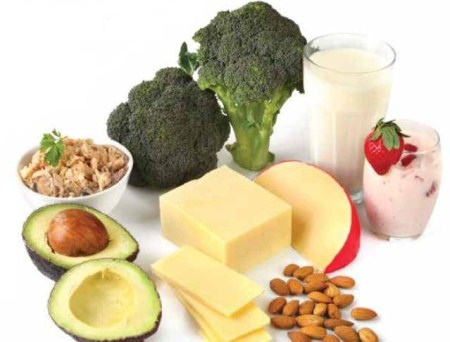 foods for osteoporosis