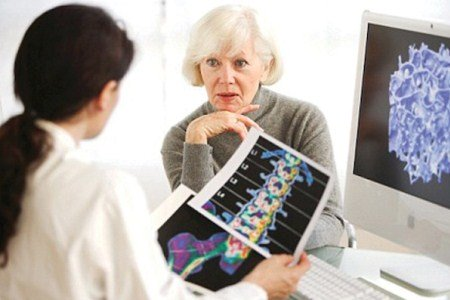 the symptoms and diagnosis of osteoporosis in postmenopausal women