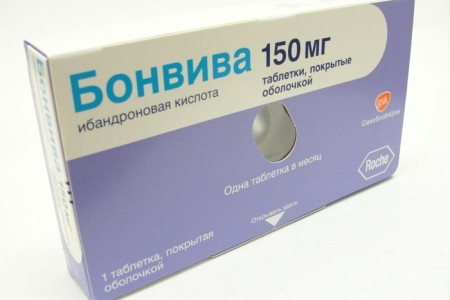 Bonviva - medication for osteoporosis